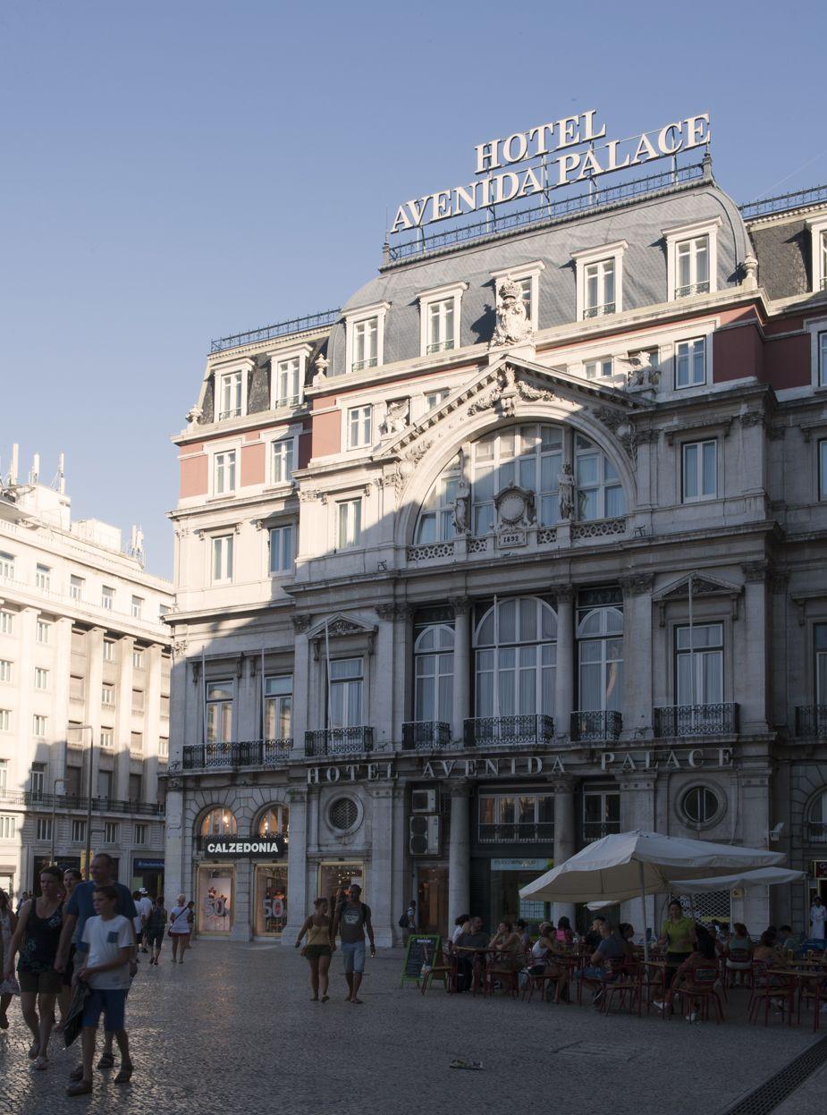 Lisboa - Liberdade e Castilho #Lisboa #Liberdade #AvLiberdade #Castilho #HotelAvenidaPalace #AvenidaPalace
