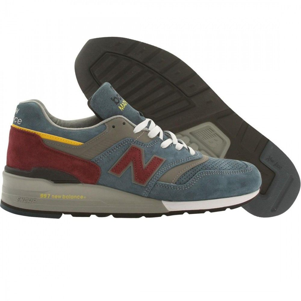 New Balance Men M997DTE Made In USA