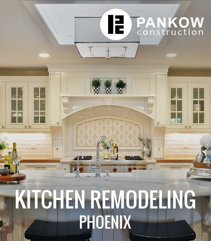 Pankow Construction is one-stop for your kitchen remodeling needs in ...