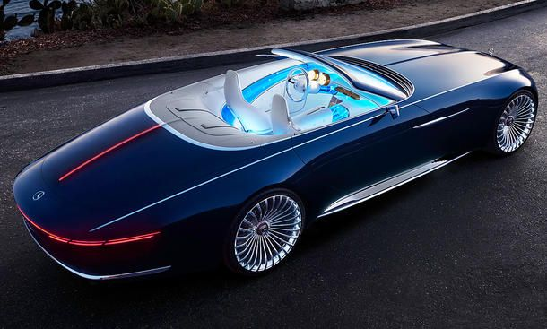 vision mercedes maybach 6 cabrio 2017 fotos motor zahndteun autos automobil und fahrzeuge. Black Bedroom Furniture Sets. Home Design Ideas