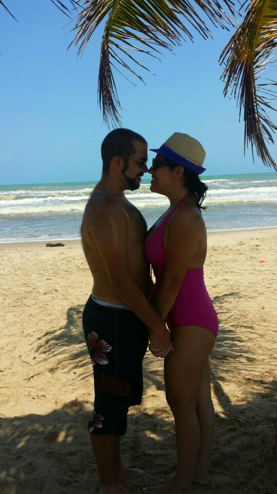 Our perfect day. You're my peace. Te Amo