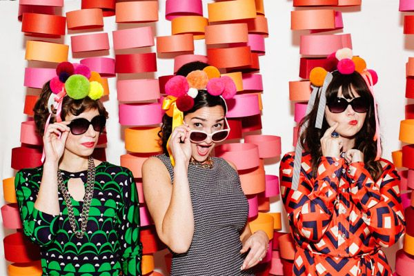 DIY Wedding Inspiration: Photo Booth Backdrops | Photography Tips