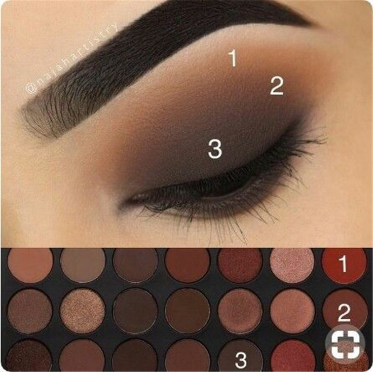 Photo of 23 Le maquillage naturel pour les yeux Smokey Hacer Brillantes