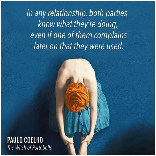 En toda relación ambas partes saben...