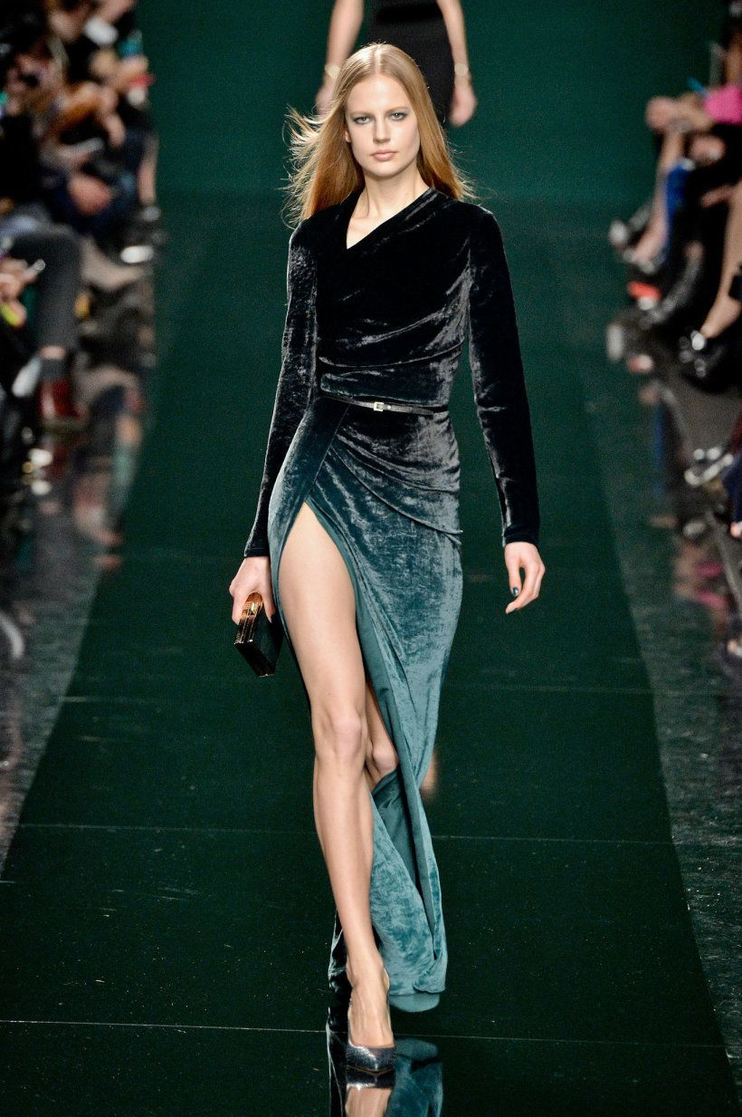 Elie Saab Fall 2014 Ready-to-Wear – Fashion Style Magazine - Page 9