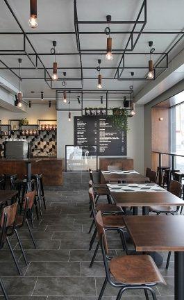 Coffee Date: Kavalierius Café in Lithuania by Ramūnas Manikas