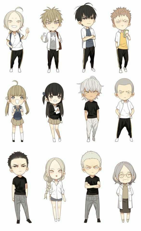 Ghim Của Kilwy Tren 19 Tian Anime Dễ Thương Manga