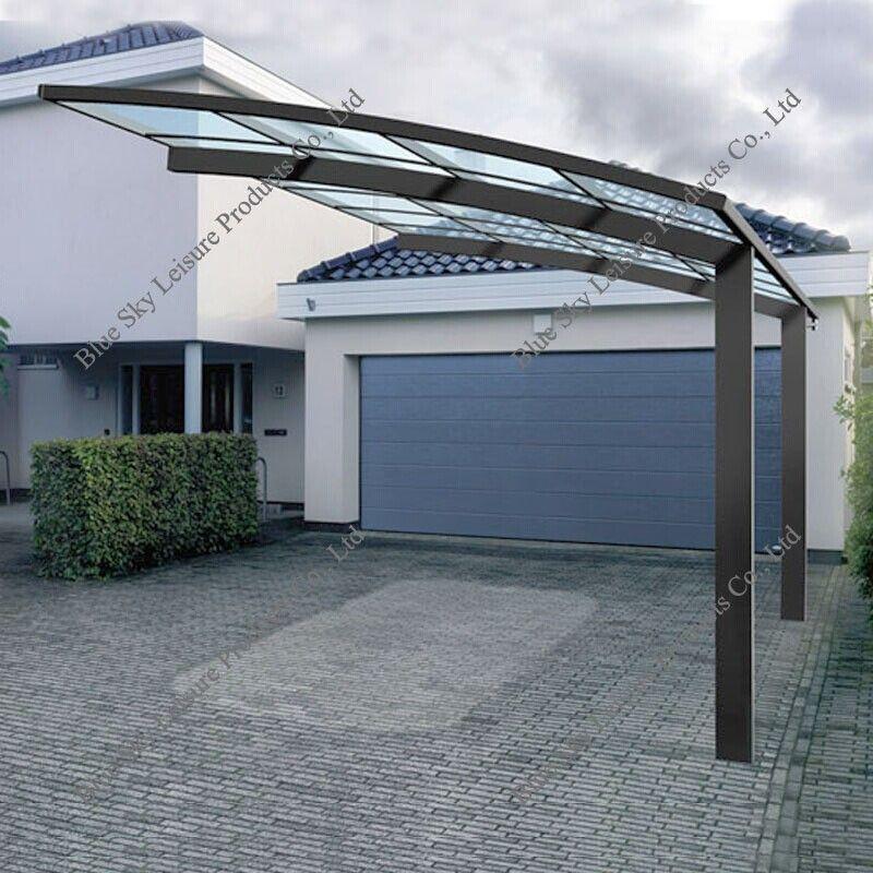 [ Carport Bois Gris ] - Best Free Home Design Idea u0026 Inspiration & Aluminum Frame Driveway Gate Canopy Carports For Car Parking - Buy ...
