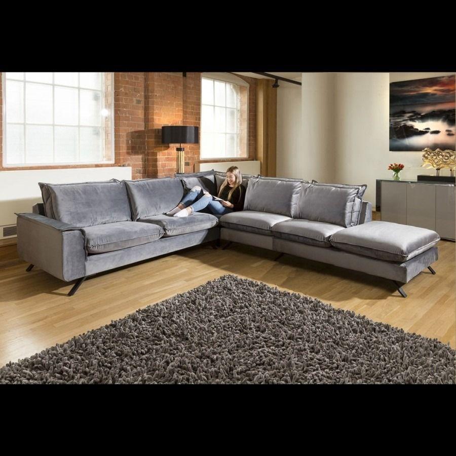 Ellie Extra Large L Shape Corner Modular Sofa Many Fabrics 3 0 X 3 51m Modular Sofa Furniture Design New Furniture