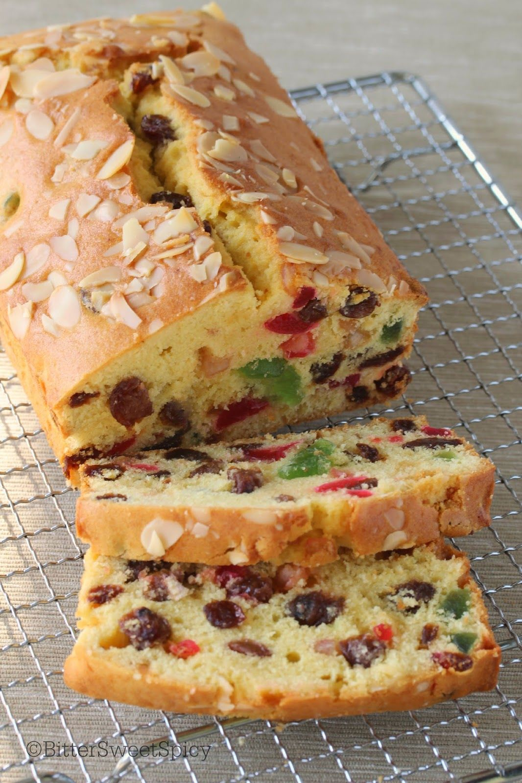 Light farmhouse fruit cake recipe uk