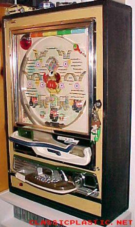 Pachinko machine wiring schematic found here 12v bulbs