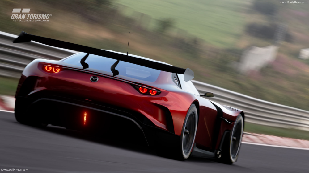 2020 Mazda Rx Vision Gt3 Concept Dailyrevs Com In 2020 Mazda Oldsmobile 442 Plymouth Hemi Cuda