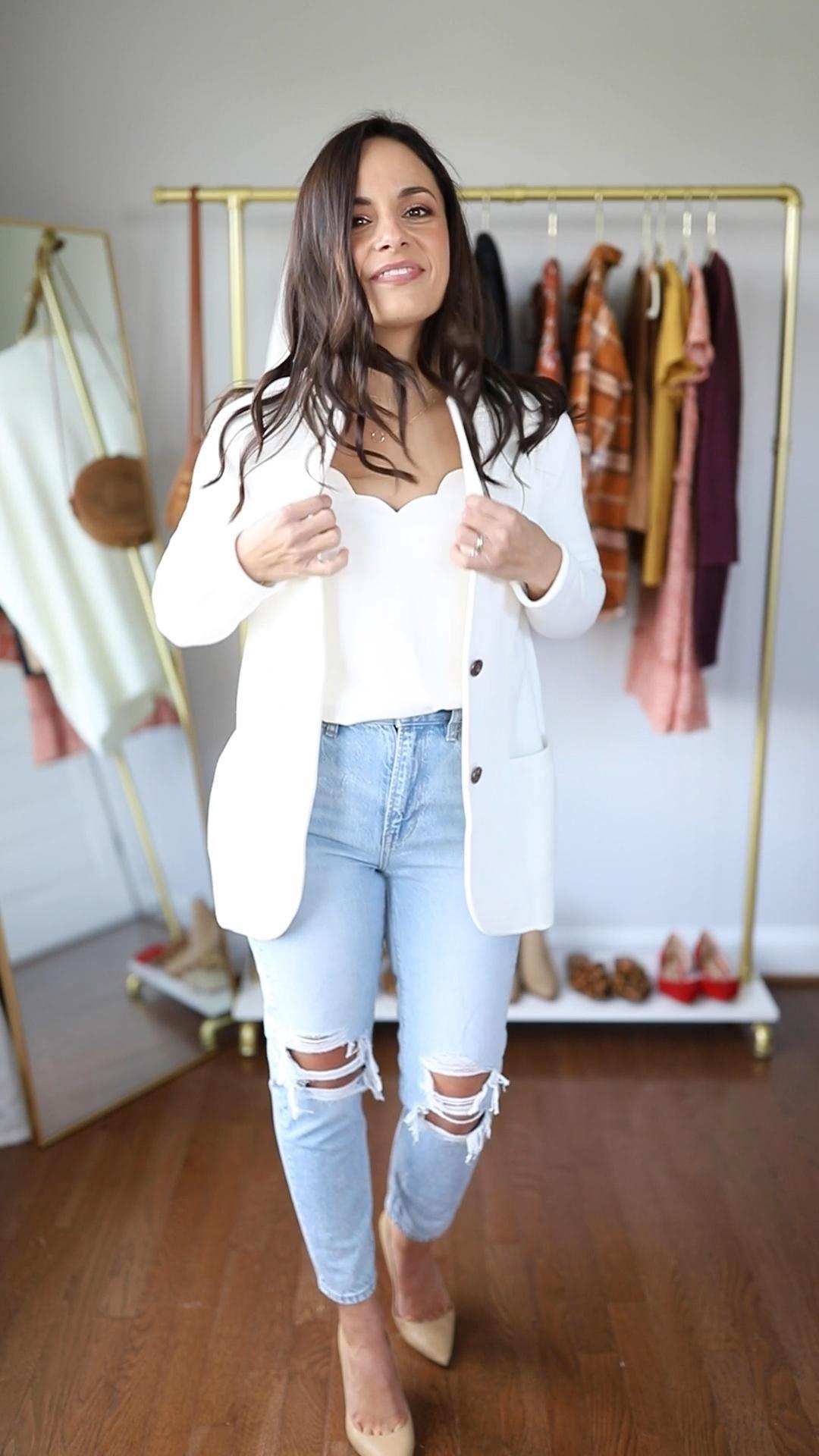 8 Ways to Wear a Sweater Blazer