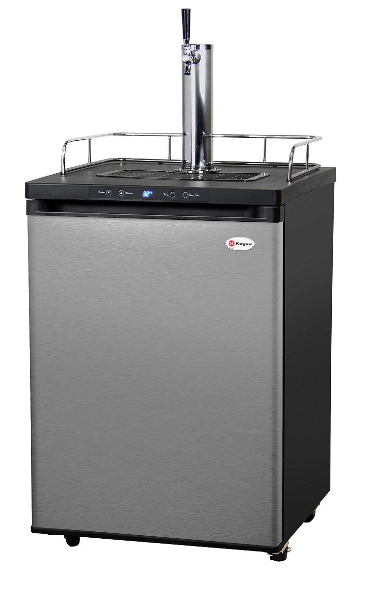 pin on best outdoor refrigerator reviews on outdoor kitchen kegerator id=25619