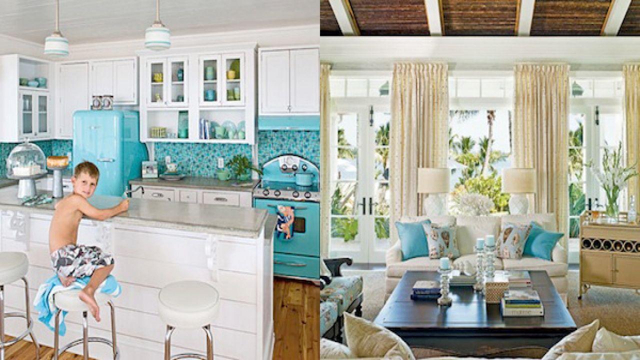 Beach Themed Kitchen Decor Beach House Coastal Home Decor