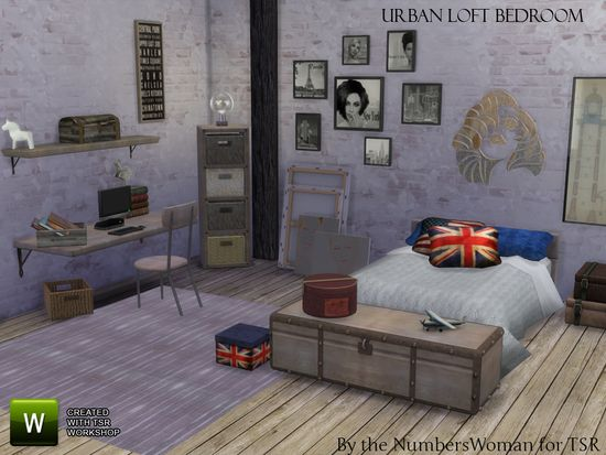 Urban Styled used furniture for that look on a budget This set is - Used Bedroom Sets