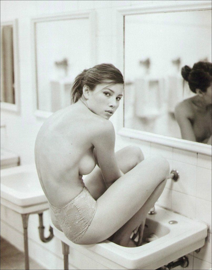 Jessica Biel Gear Pics