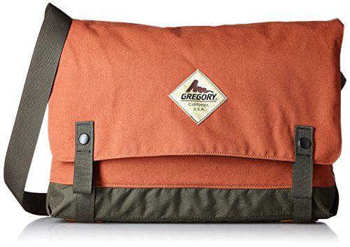 Gregory Mountain Products Boardwalk Shoulder Bag Rust One Size -- Check out  this great product. 1edfa204e7f79
