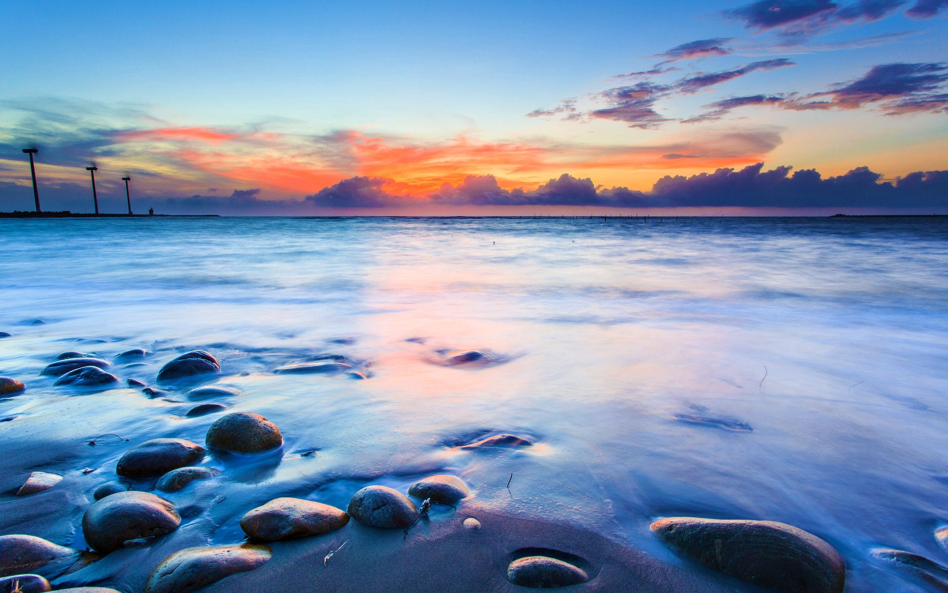 Beautiful Sea Sea Pictures Nature Backgrounds Nature