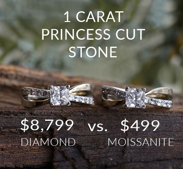 Awesome Alternative Engagement Rings Moissanite Vs Diamond Alternative Engagement Rings Wedding Rings Engagement