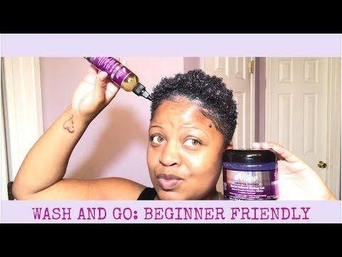 wash  go tutorial  the mane choice  beginner friendly