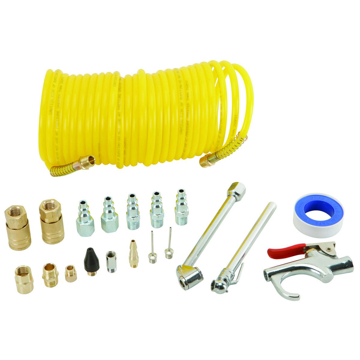 20 Piece Air Compressor Starter Kit Air compressor