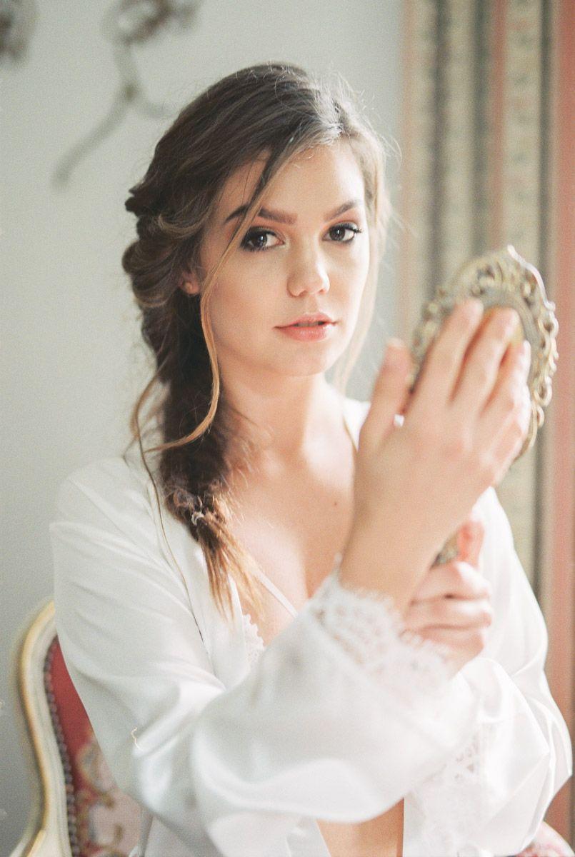 Elegant bridal boudoir is a must for all brides Austin