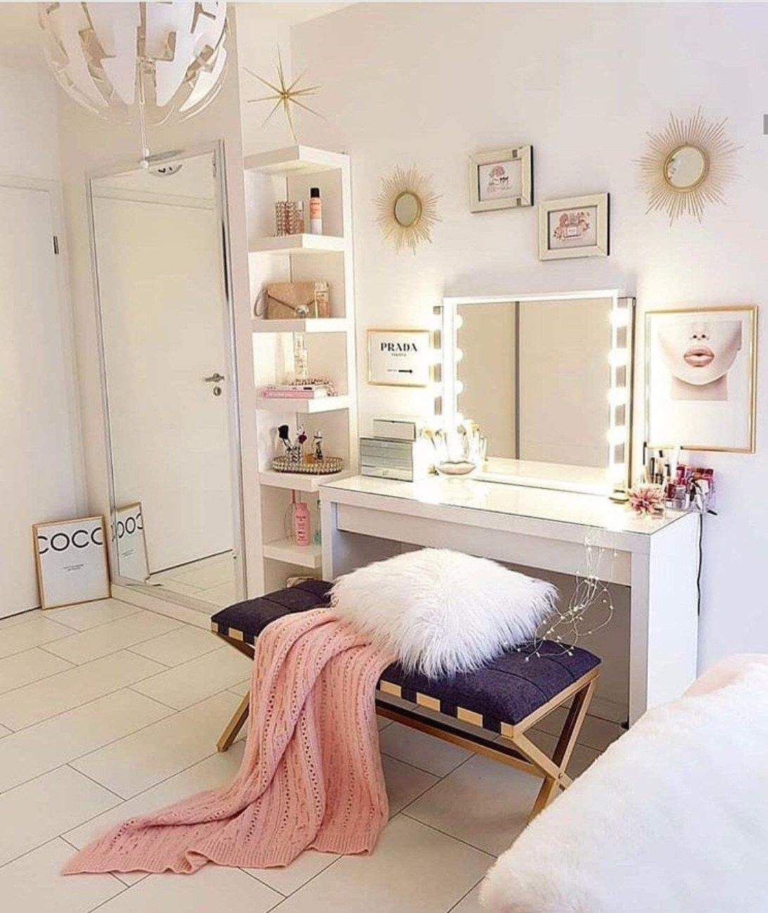 30 Beautiful Glam Room Ideas Glam Room Bedroom Decor Living