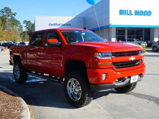 2016 Chevrolet Silverado 1500 Z71 Lifted Chevy Trucks Chevrolet