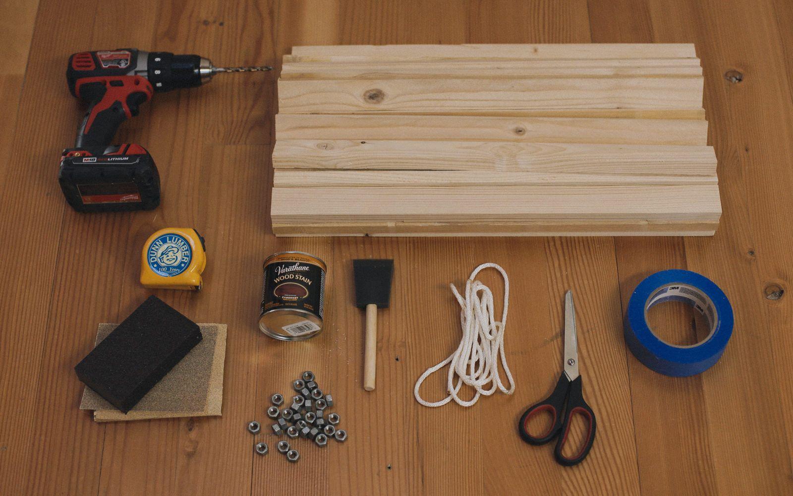 How To Make A Diy Wood Stake Door Mat Wood Stake Dunn Diy Wood Diy