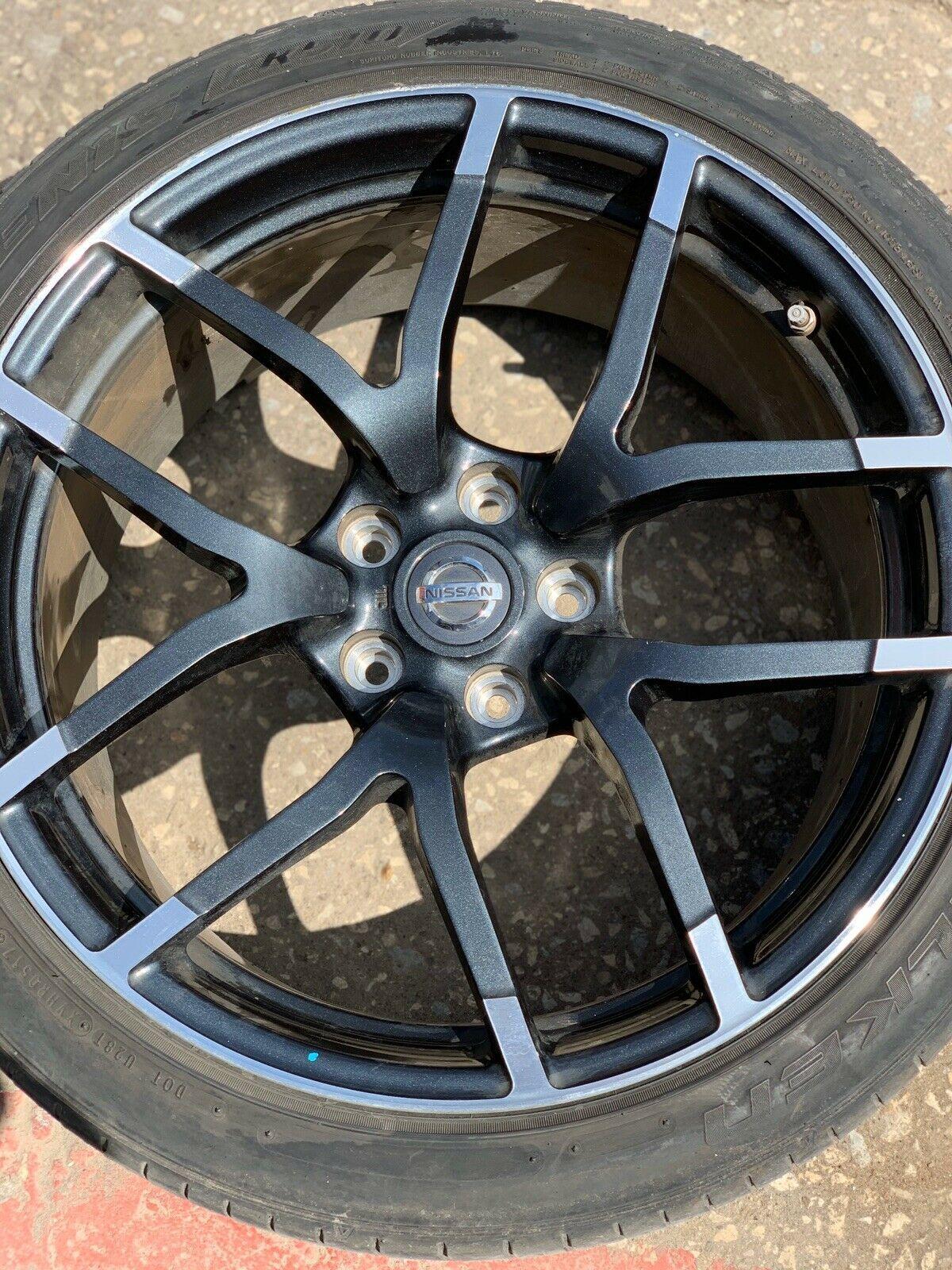370z Nismo Wheels 370z Nismo Wheel Rims And Tires