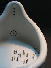 "CAYETANO FERRÁNDEZ. ""museo"" 100x70 cn  serie -mimesis-(2006)"