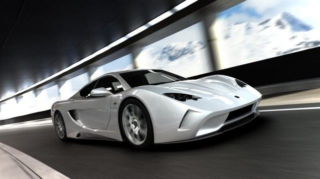 Vencer Sarthe Super Car