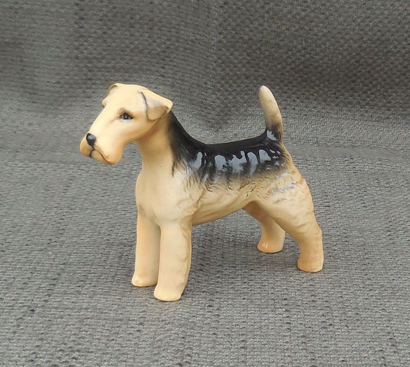 Adorable Beswick Airedale Terrier