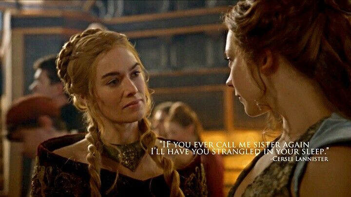 Pin by Alison Gambill on <3 Game of Thrones <3   Tv moms, Lannister, Television show