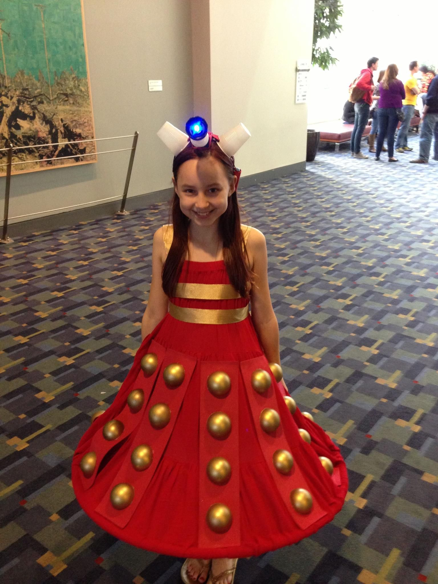 18 badass girls who skipped princess halloween costumes - Kids Doctor Halloween Costume