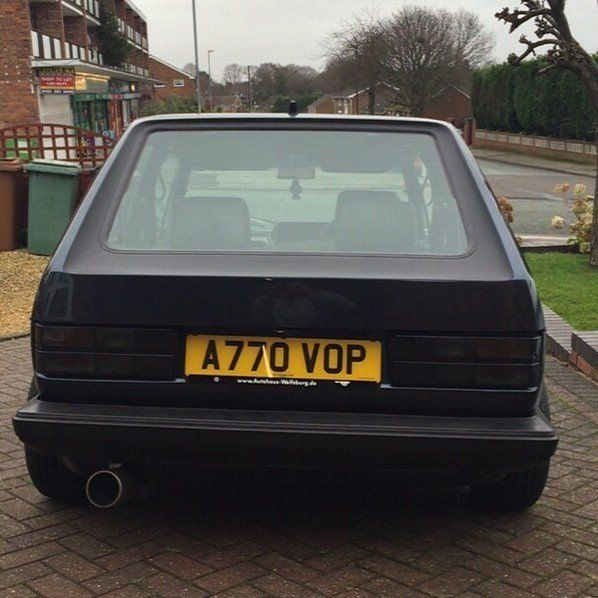 Tarmac terrorist is ready for take off  #mk1 #mk1golf #mk1rabbit #mk1golfgti #mk1_official  #mk1golfgti #mk1_offici https://t.co/CmMWbzekK6
