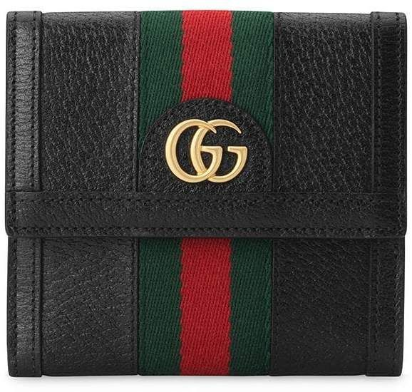 Gucci Ophidia French Flap Wallet  Gucci Ophidia french flap wallet