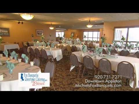 Fox Banquets and Rivertyme Catering Services in Appleton