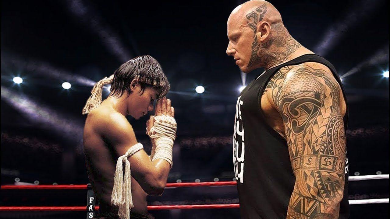 Tony Jaa vs Martyn Ford Muay Thai ve Vücut Geliştirme ...