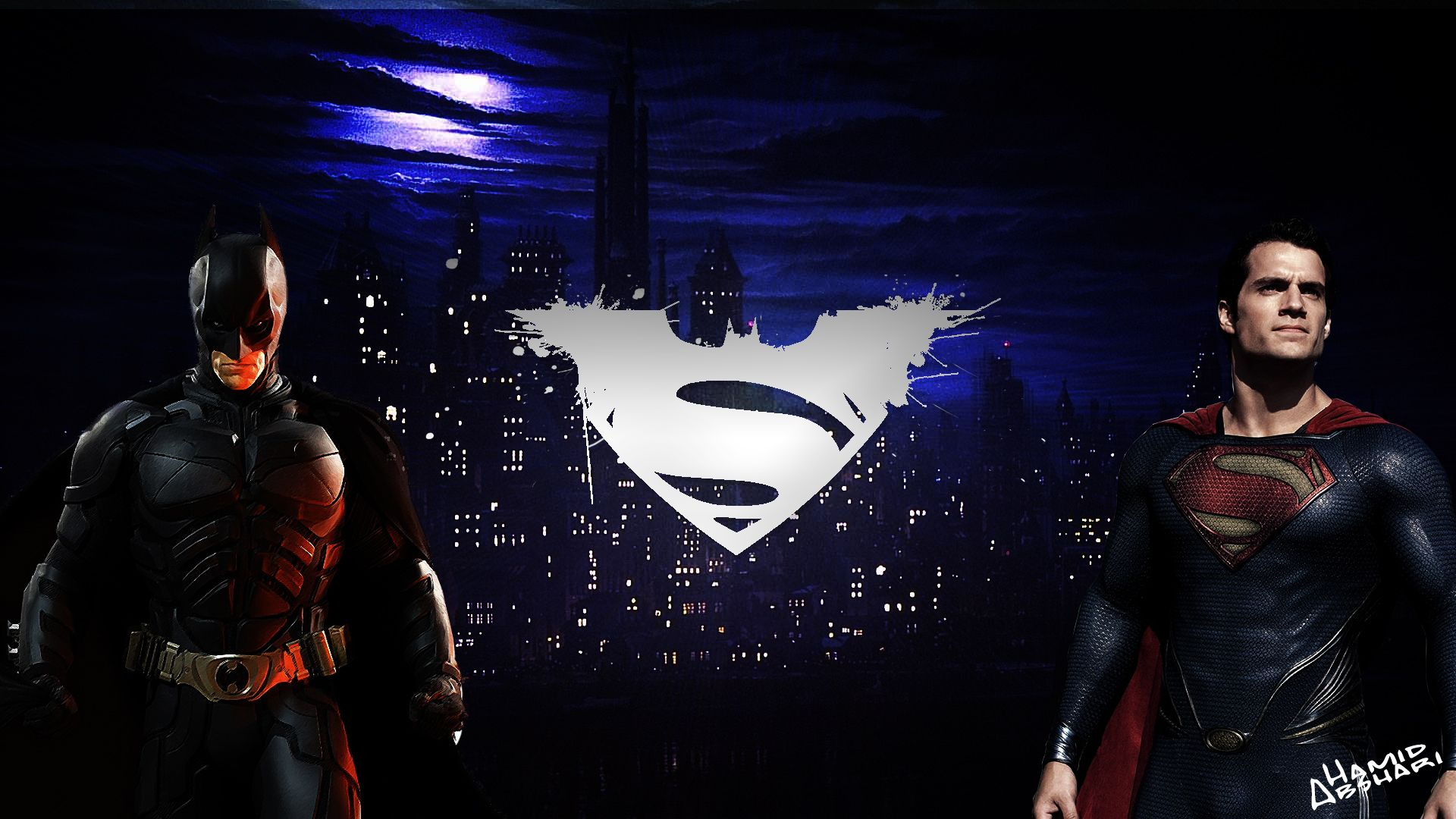 Batman Vs Superman Wallpaper 4104