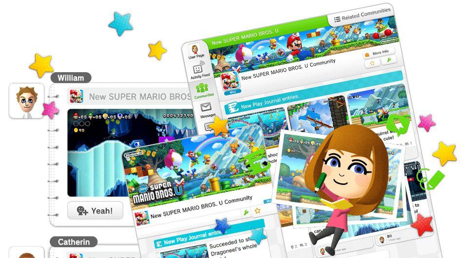Nintendo تقرر اعادة تصميم Miiverse Marin