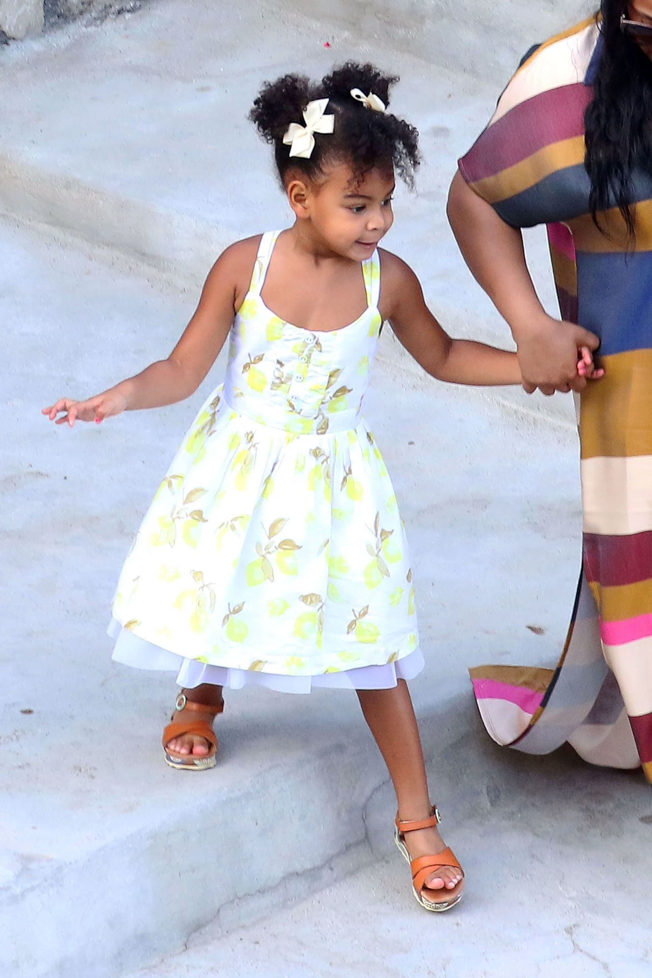 943d606a5 Blue Ivy Carter Is Having Her Own Private Fashion Show | Celebrity ...