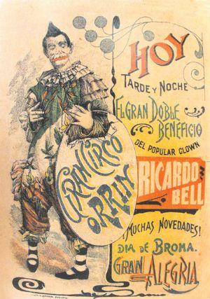 El circo, una tradición a punto de desaparecer