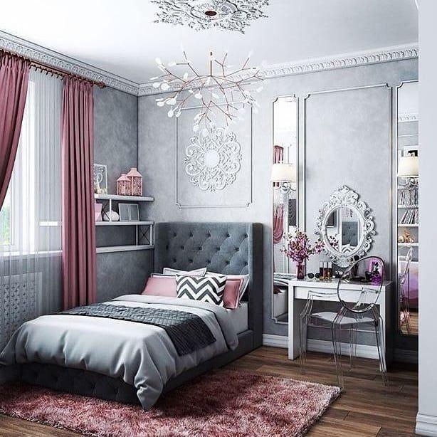 Sweet Bedroom Ideas: 20 Sweet Teenage Girl Bedroom Ideas