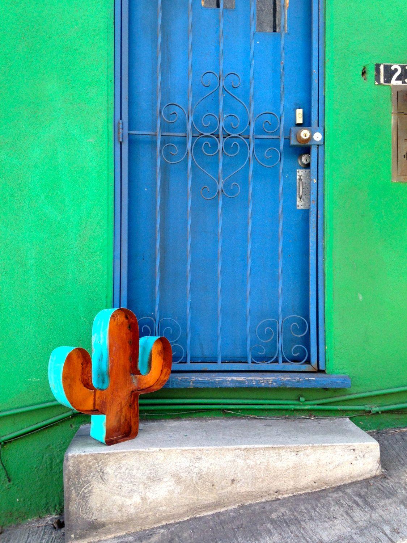 marquee cactus,metal art,metal cactus,garden art,marquee sign