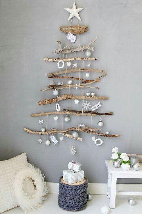 Treibholz Weihnachtsbaum