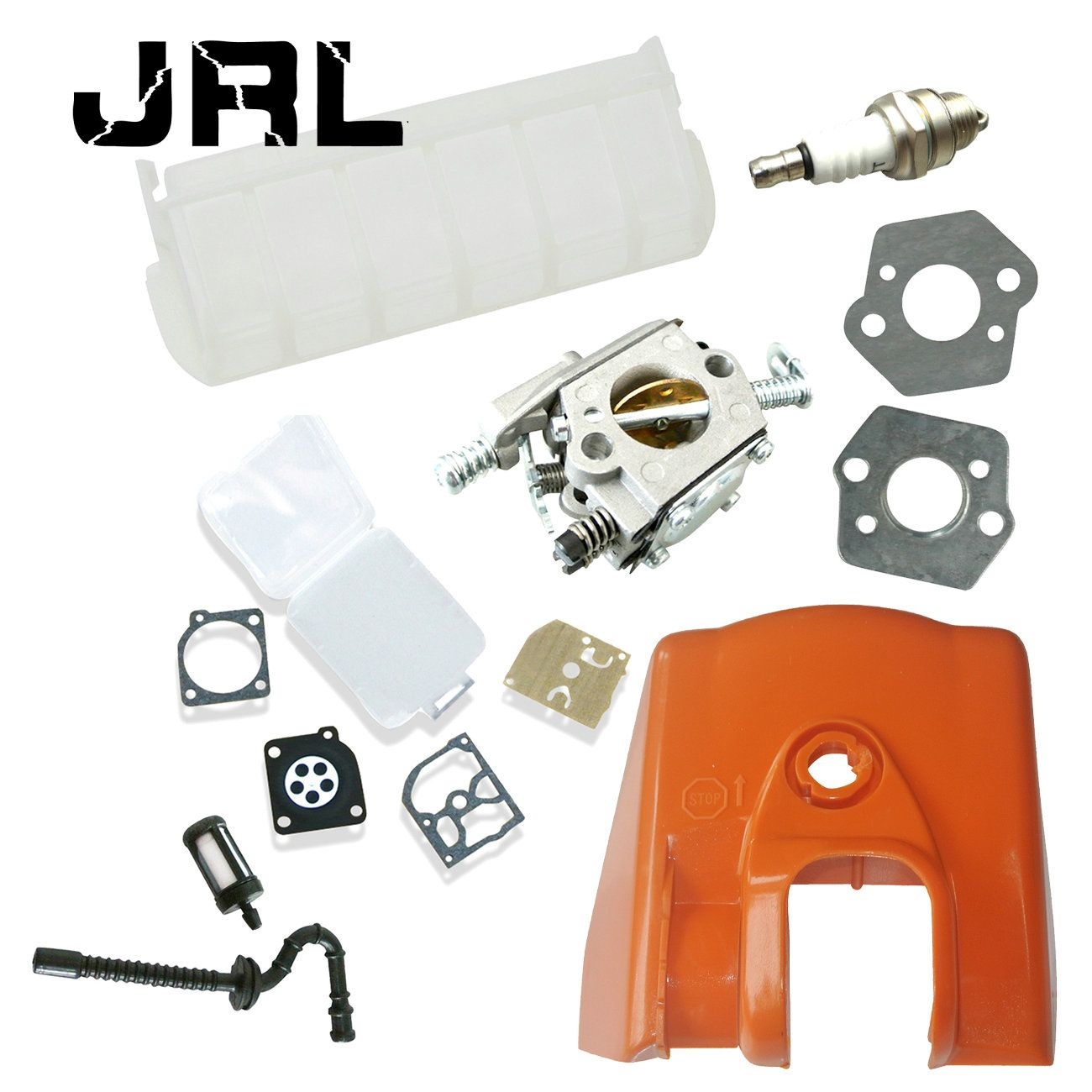 Carburetor For Stihl Chainsaw Ms250 With Fuel Line Filter My Spark Plug Affiliate