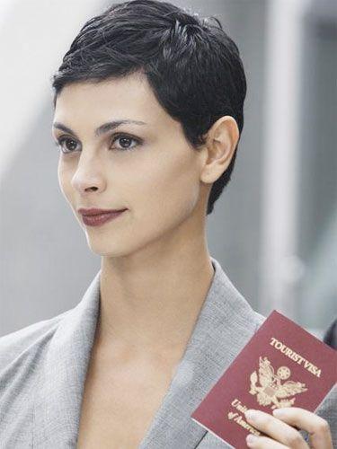 Morena Baccarin Short Hair Google Search Morena Baccarin Acconciatura Corta Tagli Di Capelli Corti