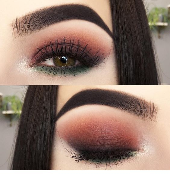 Makeup ideas for a cool look